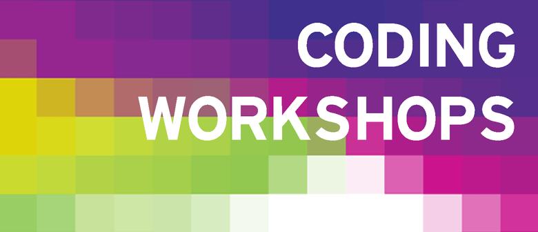 Coding Workshops - For ages 12-18