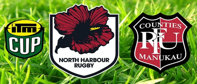 ITM Cup 2015 - QBE Harbour v Counties Manukau