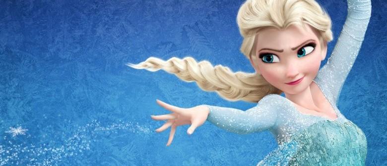 Frozen - Drive-In Movie
