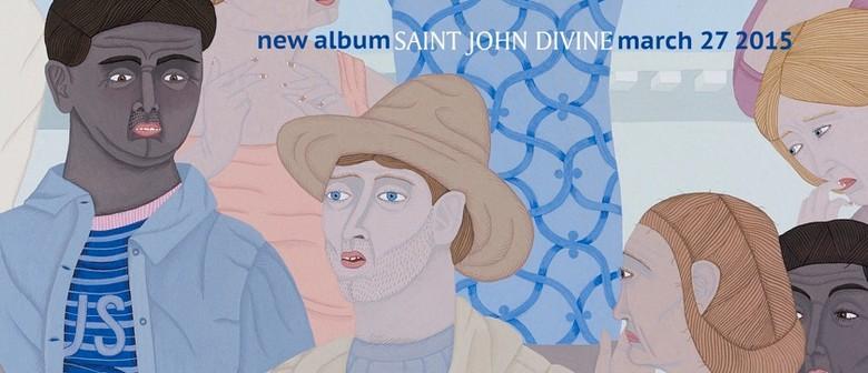 SJD-Saint John Divine Release Show w/ guests Encouragement.