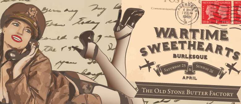 Burlesque Show - Wartime Sweethearts
