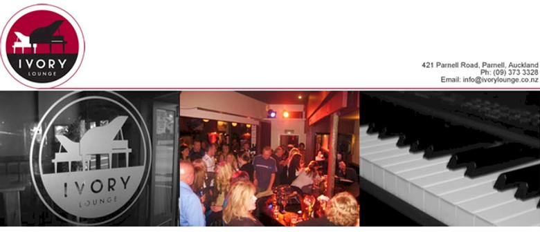 The Early Set at Ivory Lounge Piano Bar - with Larry Killip