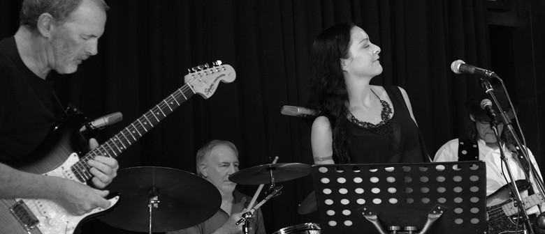 Holly and the BlueBenders with Hopetoun Brown