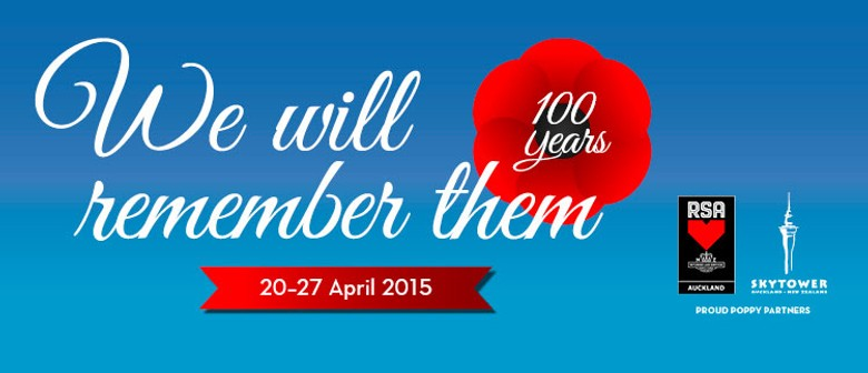 ANZAC - We Will Remember Them
