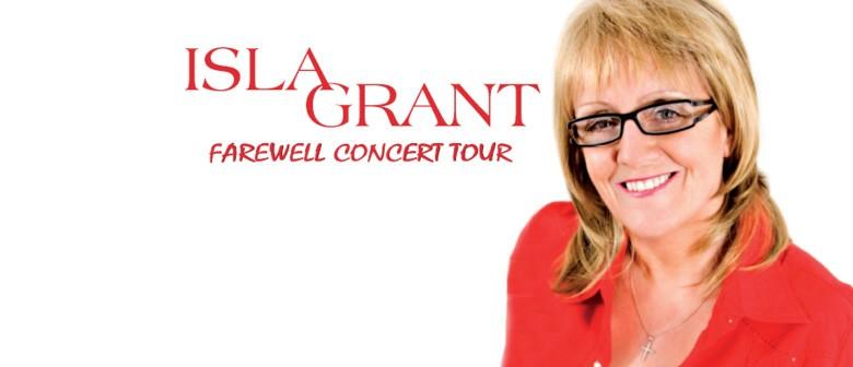 Isla Grant's Farewell Tour