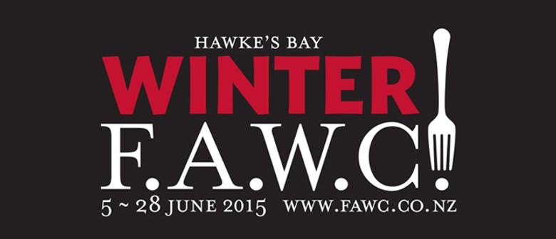 F.A.W.C! Winter Wine Bar