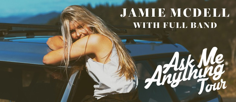 Jamie McDell: SOLD OUT