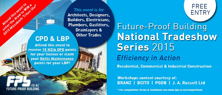 Future Proof Building National Tradeshow Series