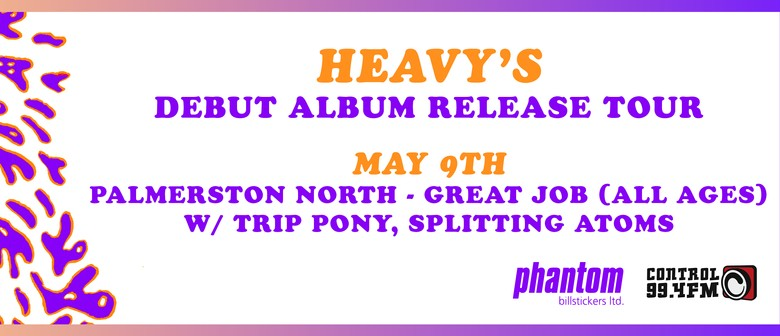 Heavy's Debut Album Tour