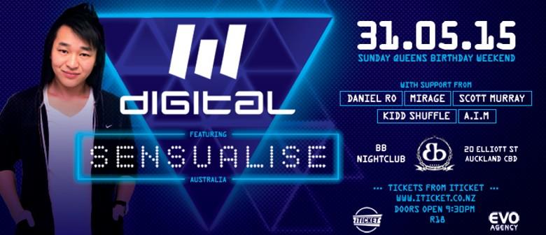 Digital featuring Sensualise (Australia)
