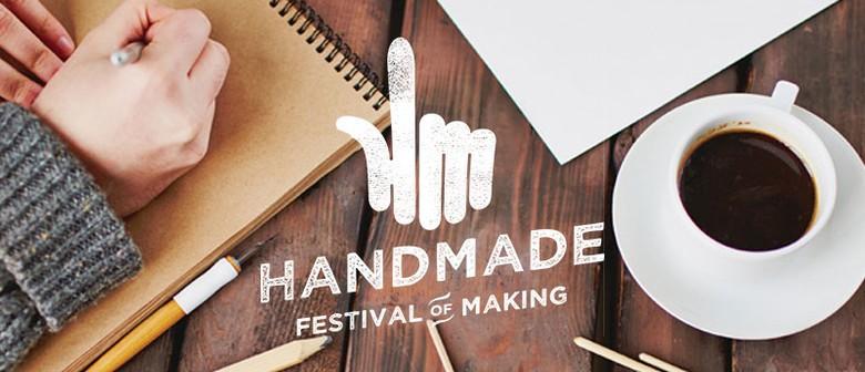 Handmade: Paper, Scissors, Book!