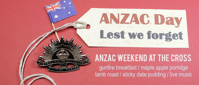 ANZAC Celebrations at The Cross