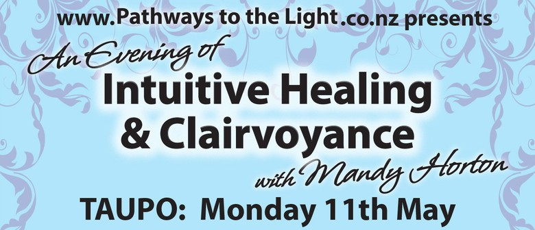 Intuitive Healing & Clairvoyance Evening with Mandy Horton