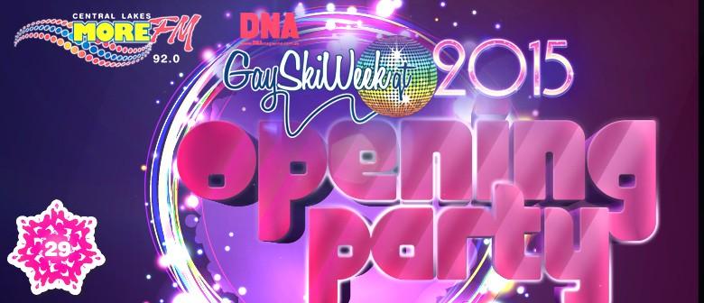 MoreFM Gay Ski Week QT Opening Party