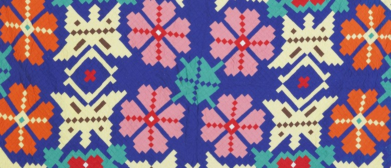 Floortalk - The Vibrant Art of Tivaevae