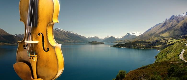 Michael Hill International Violin Competition Semi Finals