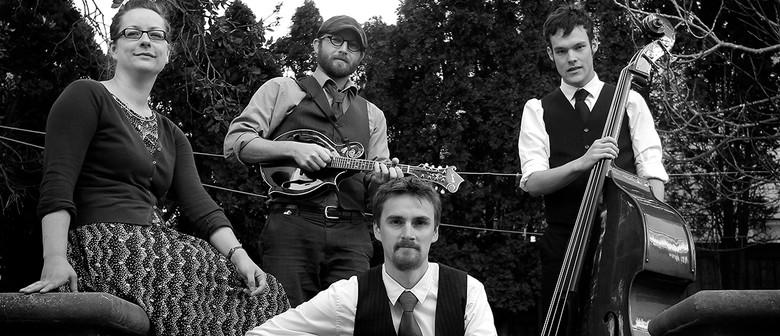 Late Lounge : The Frank Burkitt Band