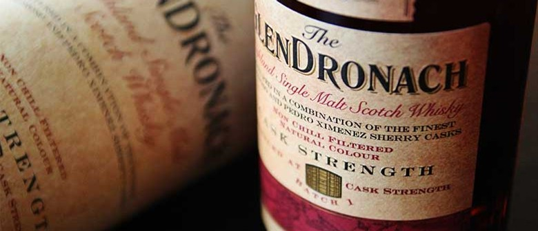 Malt Club: Glendronach with Michael Fraser-Milne