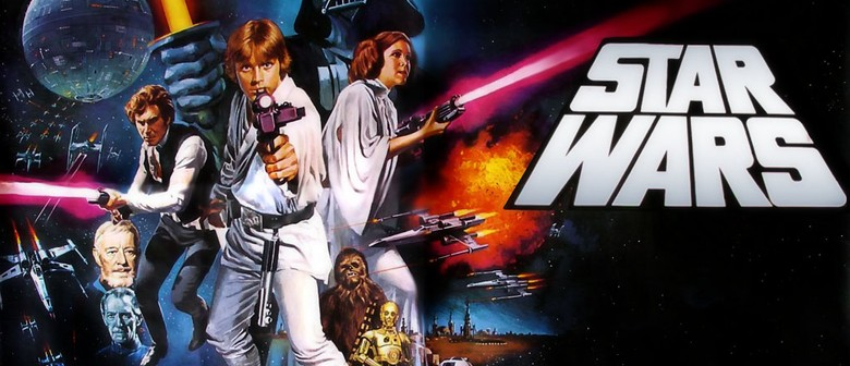 Outdoor Movie Night: Star Wars Episode 4 (A New Hope)