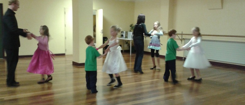Junior Dancesport Class