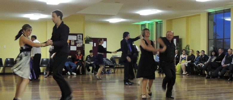 Introductory Social Ballroom & Latin American Class