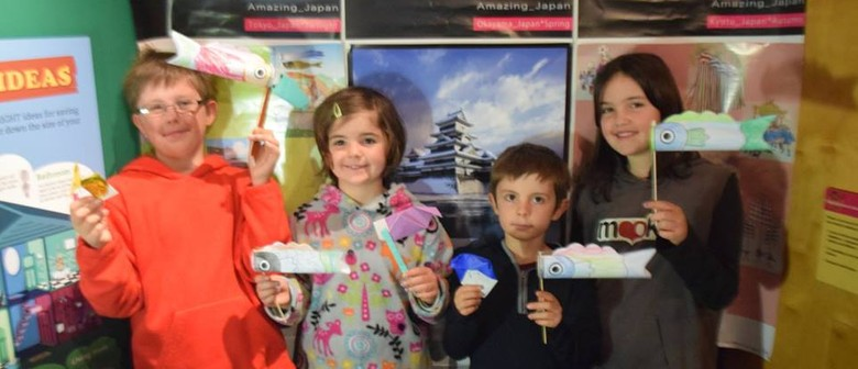 Japanese Children's Day Craft Afternoon