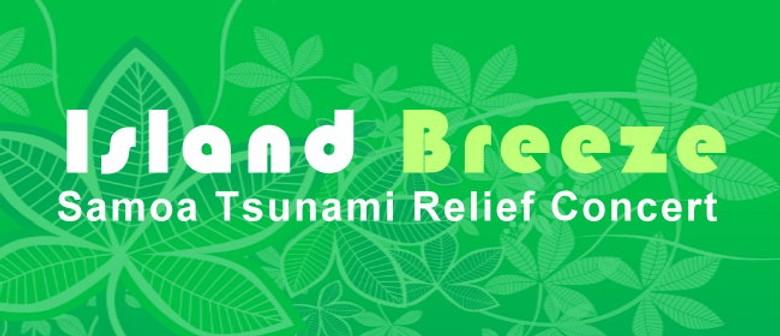 Island Breeze Samoa Tsunami Relief Concert