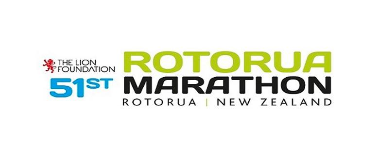 Lion Foundation Rotorua Marathon