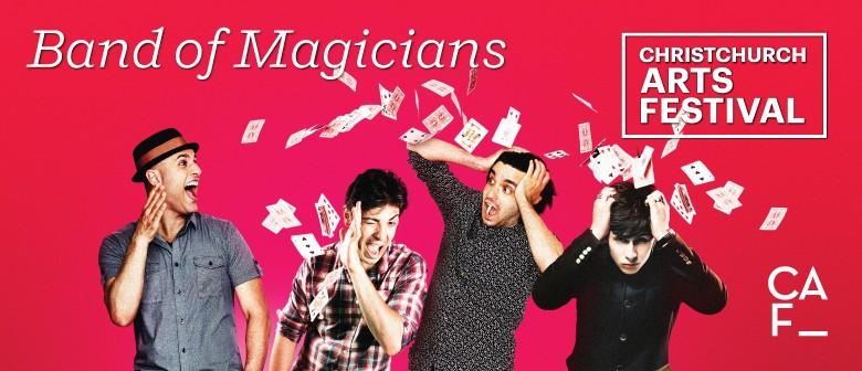 Christchurch Arts Festival: Band of Magicians