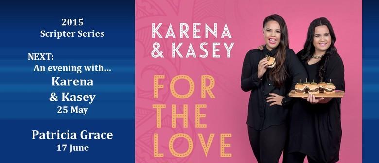 Epsom Scripter Series - An Evening with Karena & Kasey