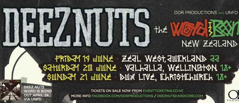 Deez Nuts (AUS)