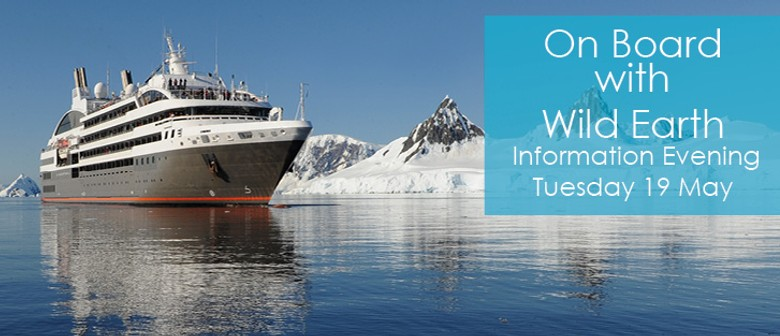 On Board with Wild Earth Information Evening