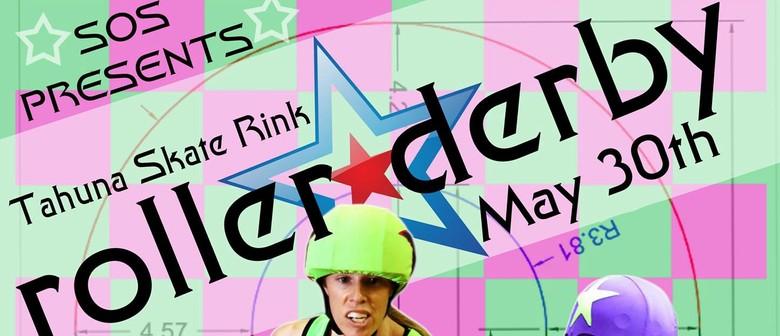 Roller Derby - Sirens of Smash vs Living Dead Rollers