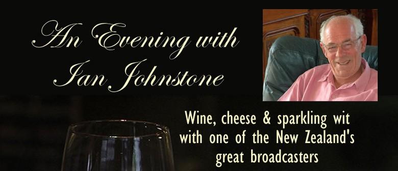 An Evening with Ian Johnstone