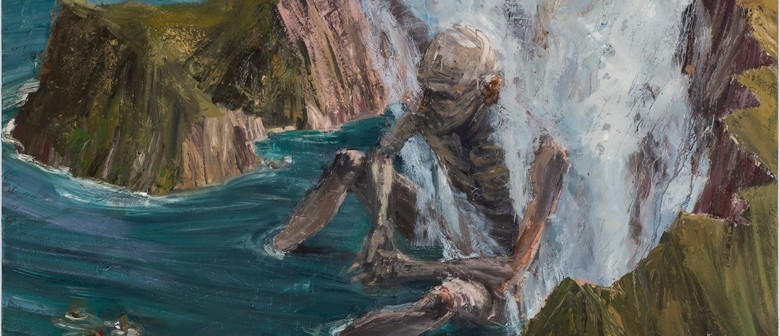 The Painter in the Painting: Euan Macleod