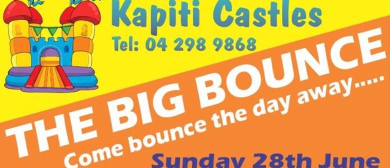 Kapiti Castles presents 'The Big Bounce'