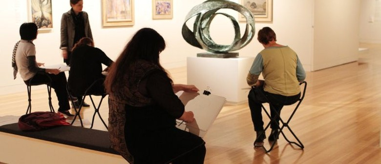 Art Workshop: Surrealism Drawing with Artsight