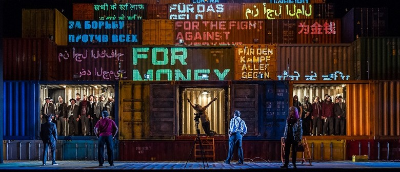 Rise and Fall of the City of Mahagonny - The Royal Opera