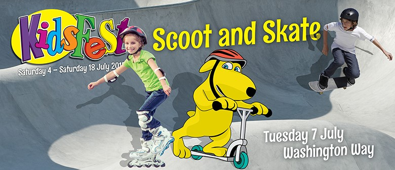 Scoot and Skate