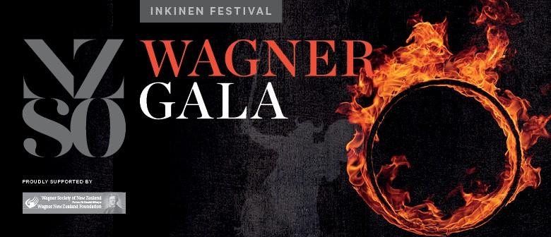 NZSO presents: Wagner Gala - Inkinen Festival