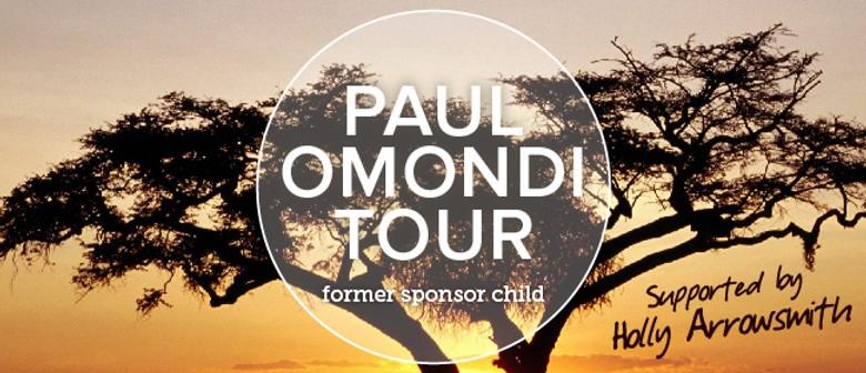 Paul Omondi Tour