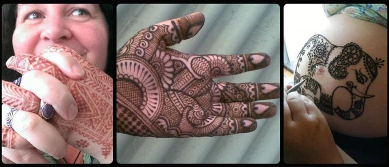 Henna Body Art Workshop Wellington Eventfinda