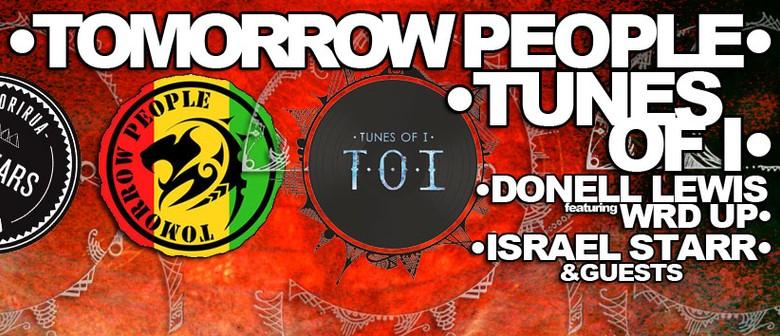 Tomorrow People, Tunes Of I