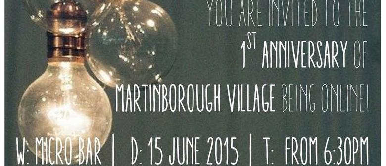 Martinborough Village Turns 1