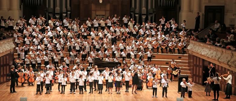 New Zealand Suzuki Institute 2015 Concert