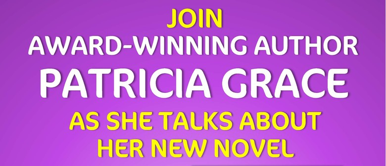 Epsom Scriptor Series - An Evening with Patricia Grace