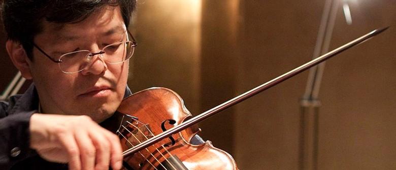NZ Barok presents Virtuoso Baroque