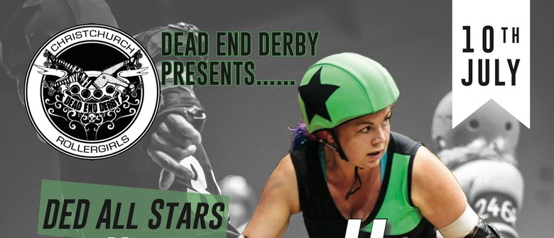 Dead End Derby Presents: All Stars vs Bay City Rollers
