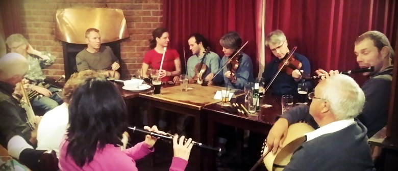 Traditional Irish Music Sessions