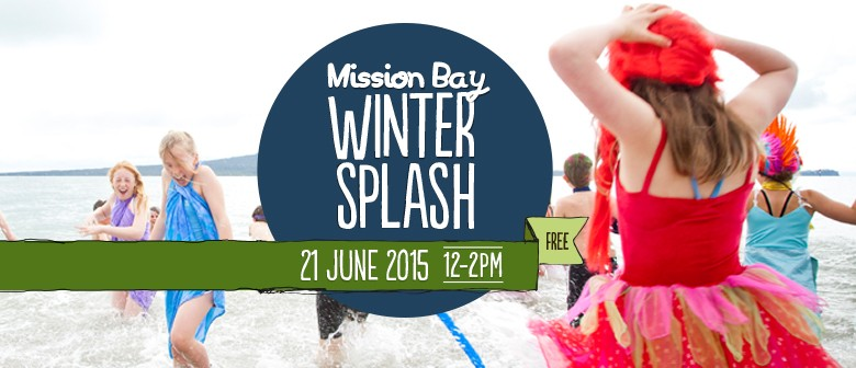 Mission Bay Winter Splash